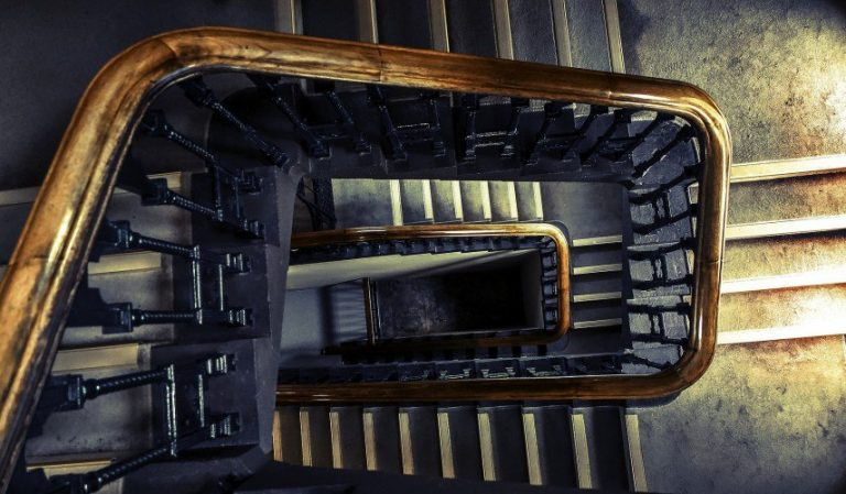 Rubber Non-slippery Stairs