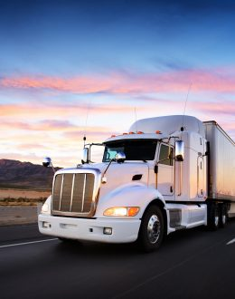 Best truck for international business