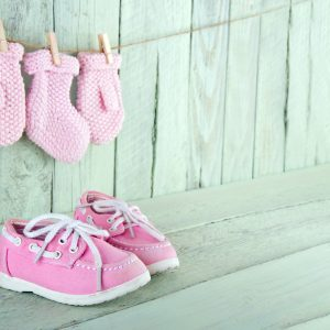 Pink Toddler Shoes